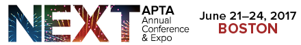 NEXT 2017 Conference & Exhibition (formerly APTA Conference & Exposition) - American Physical Therapy Association