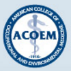ACOEM American Occupational Health Conference (AOHC 2017) - American College of Occupational and Environmental Medicine