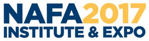 NAFA 2017 Institute & Expo (I&E) - National Association of Fleet Administrators