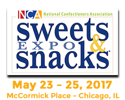 2017 NCA Sweets & Snacks Expo - National Confectioners Association