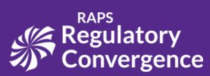 2017 RAPS: The Regulatory Convergence - Regulatory Affairs Professionals Society