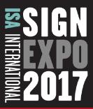 ISA International Sign Expo 2017 - International Sign Association