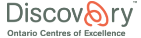 Discovery Ontario Centres of Excellence 2017