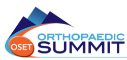 Orthopaedic Summit 2017: Evolving Techniques