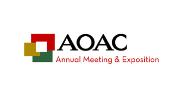 132nd AOAC Annual Meeting & Exposition - Association Of Official Analytical Chemists