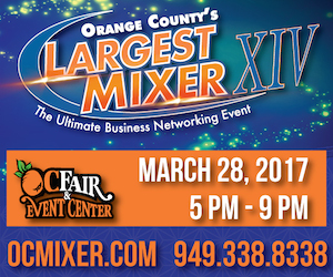 Orange Countys Largest Mixer