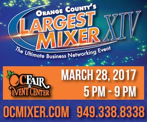 Orange Countys Largest Mixer