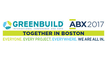 2017 Greenbuild International Conference & Expo