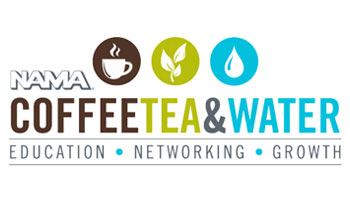 2017 NAMA Coffee Tea & Water (CTW) - National Automatic Merchandising Association
