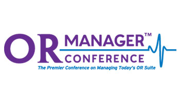 2017 OR Manager Conference
