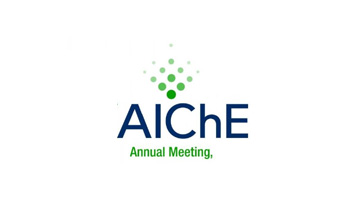 2018 AIChE Annual Meeting - American Institute Of Chemical Engineers