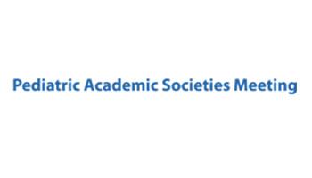2018 PAS Annual Meeting - Pediatric Academic Societies