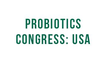 2nd Probiotics Congress: USA