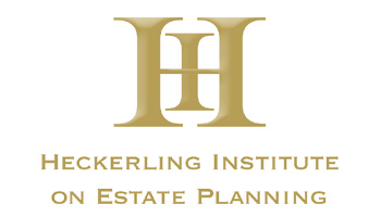 51st Annual Heckerling Institute On Estate Planning