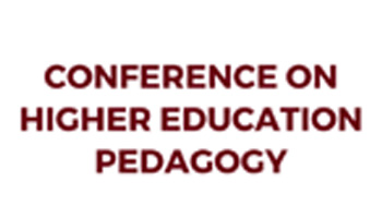 2018 Annual Conference On Higher Education Pedagogy (CHEP)