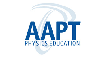 AAPT Summer Meeting 2018 - American Association Of Physics Teachers