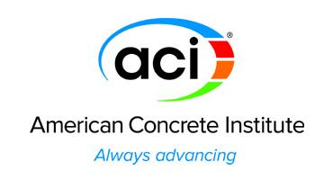 ACI Fall 2018 Convention - American Concrete Institute