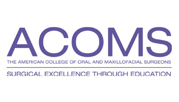 2018 ACOMS Annual Conference & Exhibition - American College Of Oral And Maxillofacial Surgeons