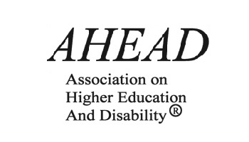 AHEAD 2018 - Association on Higher Education and Disability
