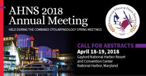 AHNS 11th International Conference on Head and Neck Cancer - American Head & Neck Society