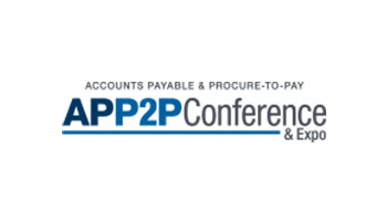 APP2P Accounts Payable & Procure-to-Pay Conference & Expo - Fall 2017