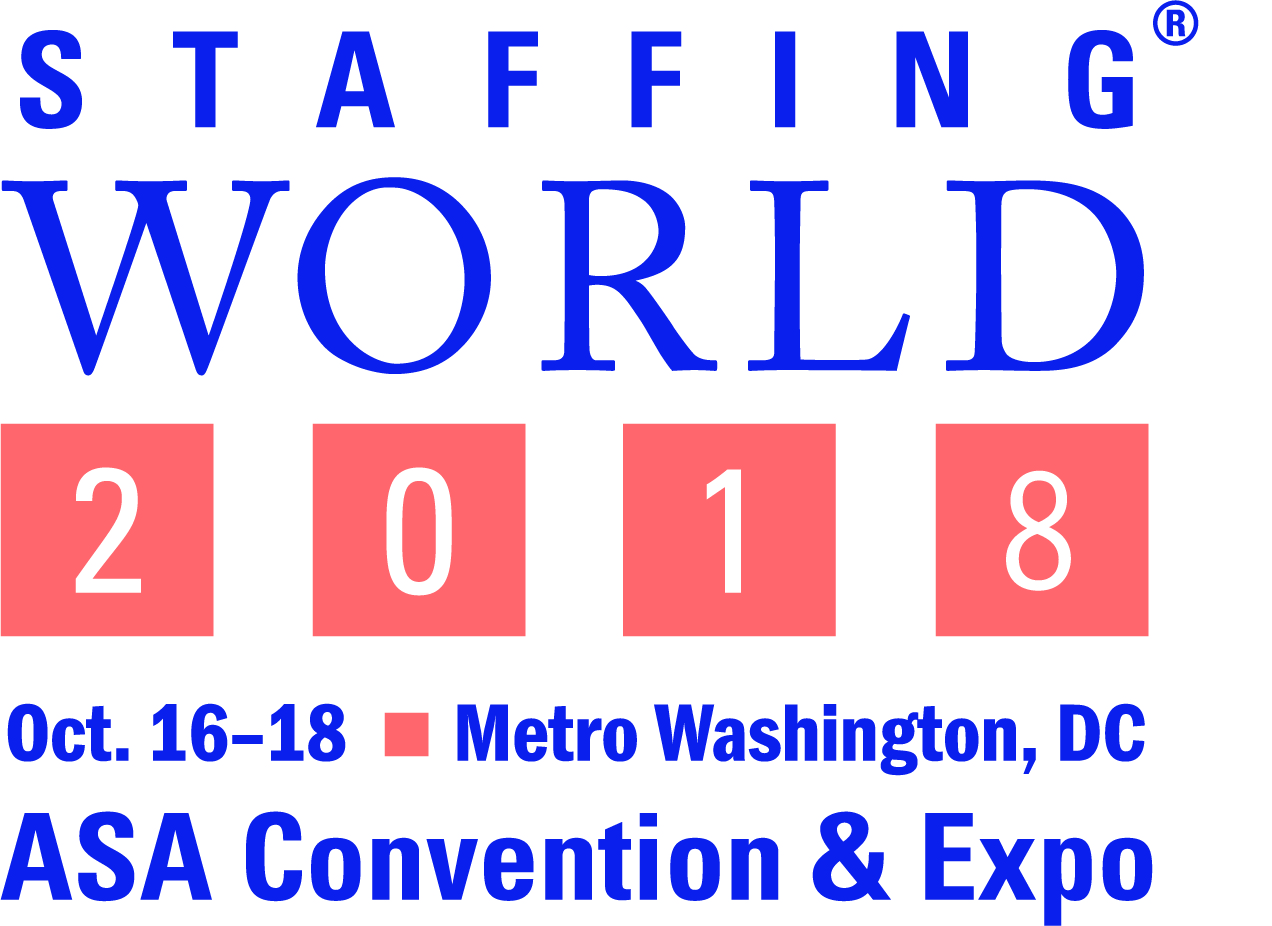 ASA Staffing World 2018 - American Staffing Association