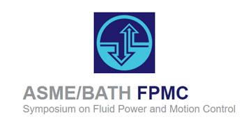ASME/BATH FPMC Symposium on Fluid Power & Motion Control