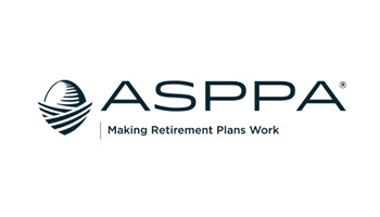 2018 ASPPA Annual Conference - American Society Of Pension Professionals & Actuaries
