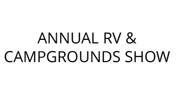 59th Annual RV & Campgrounds Show
