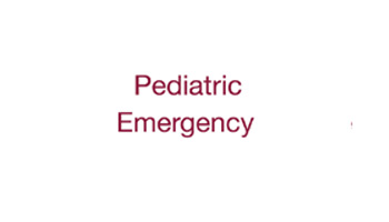 Blended Pediatric Emergency & Critical Care Ultrasound