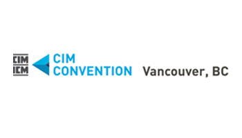 CIM 2018 Convention - Canadian Institute of Mining, Metallurgy & Petroleum