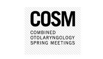COSM 2017 - Combined Otolaryngological Spring Meeting