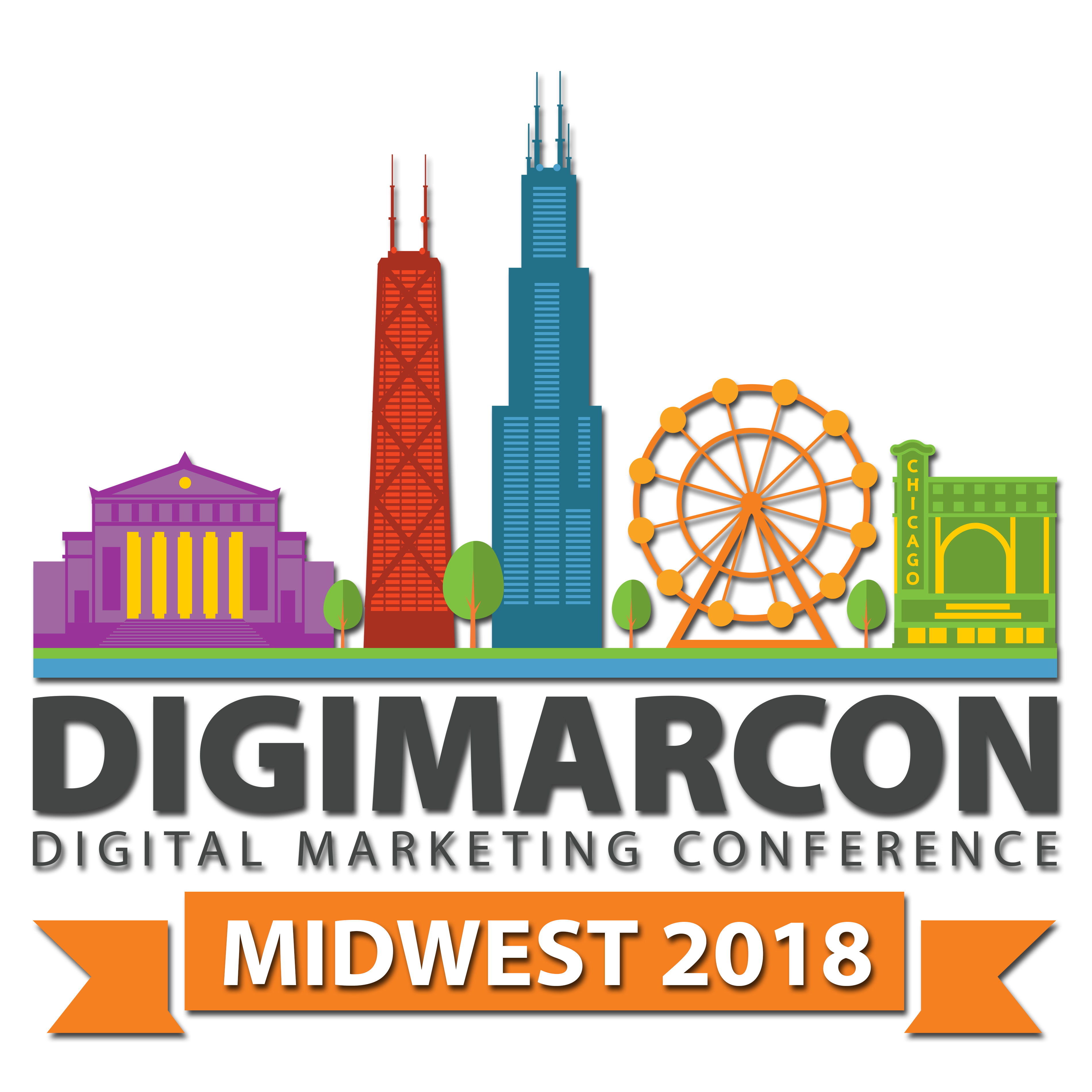 DigiMarCon Chicago 2018 - Digital Marketing Conference