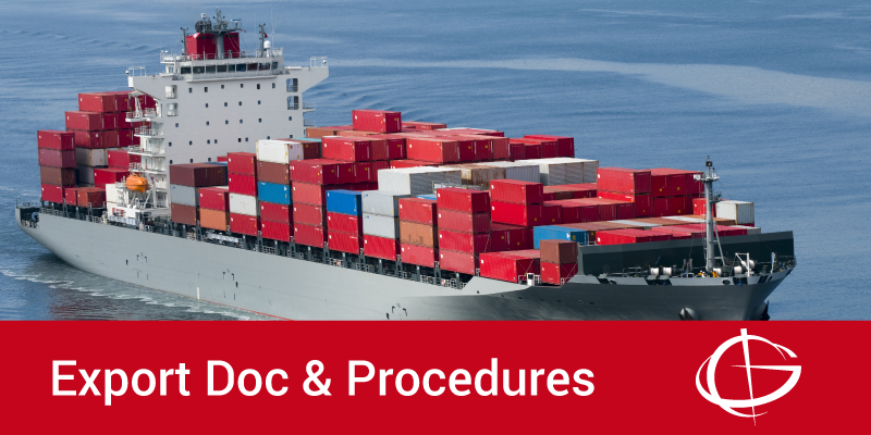 Export Documentation Seminar in Anaheim-March 2018