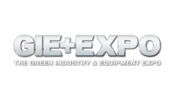 GIE+EXPO 2017 - The Green Industry & Equipment Expo