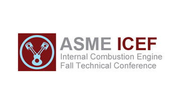ICEF Internal Combustion Engine Fall Technical Conference 2017