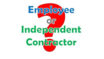 Classifying Workers: Independent Contractor or Employee?