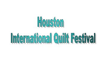 International Quilt Festival - Houston 2018