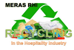 MERAS RHI - Recycling in the Hospitality Industry