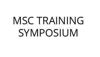 2017 MSC Training Symposium - Measurement Science Conference