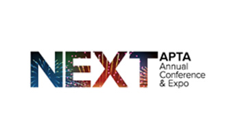 NEXT 2018 Conference & Exhibition (formerly APTA Conference & Exposition) - American Physical Therapy Association