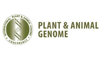 PAG XXV - International Plant & Animal Genome