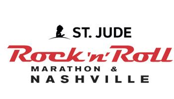 St. Jude Rock 'n' Roll Marathon Nashville 2018