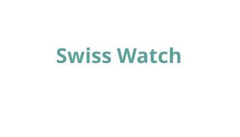Swiss Watch 2017