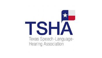 TSHA Annual Convention & Exhibition - Texas Speech-Language-Hearing Association