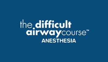 The Difficult Airway Course: Anesthesia - Washington
