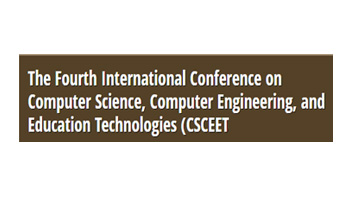 The Fourth International Conference on Computer Science, Computer Engineering, and Education Technologies (CSCEET2017)