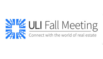 ULI Fall Meeting 2017 - Urban Land Institute