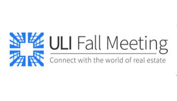 ULI Fall Meeting 2017 - Urban Land Institute