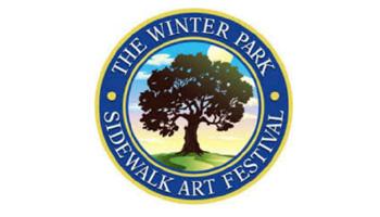 Winter Park Sidewalk Art Festival 2017